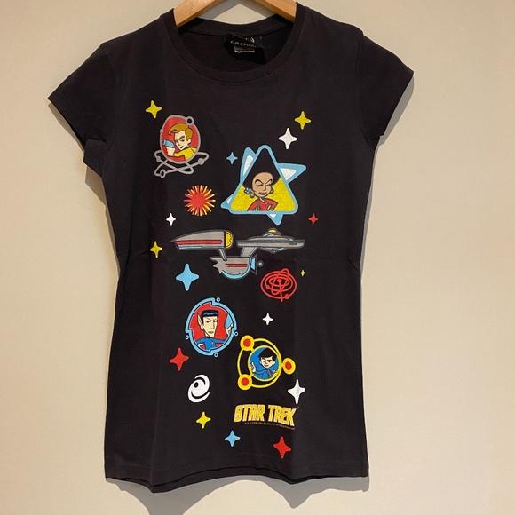 Womens Star Trek T-shirt